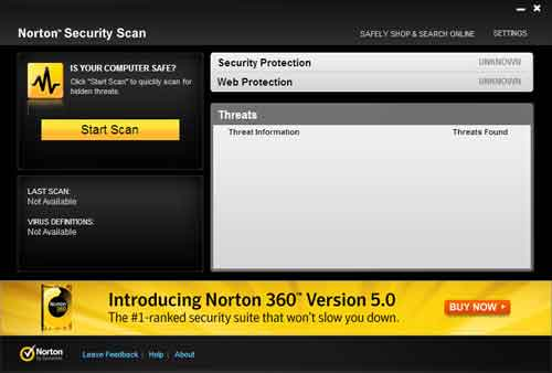 Norton-Security-Scan