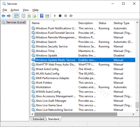 Stop and Disable Malware Services